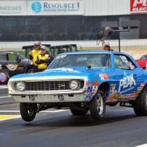 Tim Fletcher Wins NHRA Stock Eliminator at Kent, WA