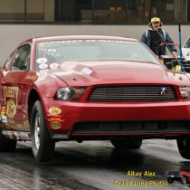 Successful 2014 NHRA Season for AFIS Racers